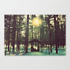 Until the Sun Doesn't Shine Canvas Print