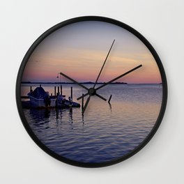 This Love Ain't Finished Yet Wall Clock