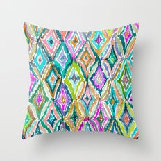 Bright Like a Diamond Throw Pillow