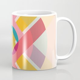 Retro Rocket 23 Coffee Mug