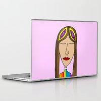 nasa Laptop & iPad Skins featuring Nasa by Joe Pansa