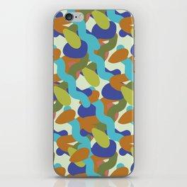 Peace camu iPhone Skin