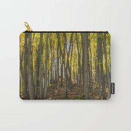 Autumnal Forest Carry-All Pouch