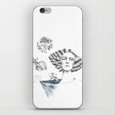 My Mermaid iPhone Skin