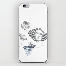 My Mermaid iPhone & iPod Skin