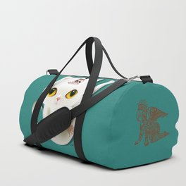Baby Cat Duffle Bag