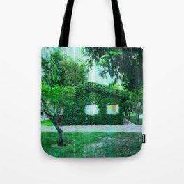 Green Heaven by Lika Ramati Tote Bag