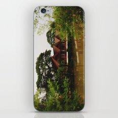 Bamboo Curtain iPhone Skin