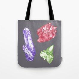 Rocks, Gems, Minerals Tote Bag
