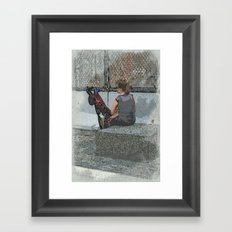 Nourishing Life at WTC1 20140301a Framed Art Print