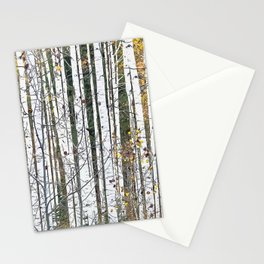 Aspensary forests Stationery Cards