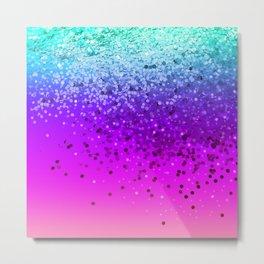 Unicorn Glitter Farts Metal Print