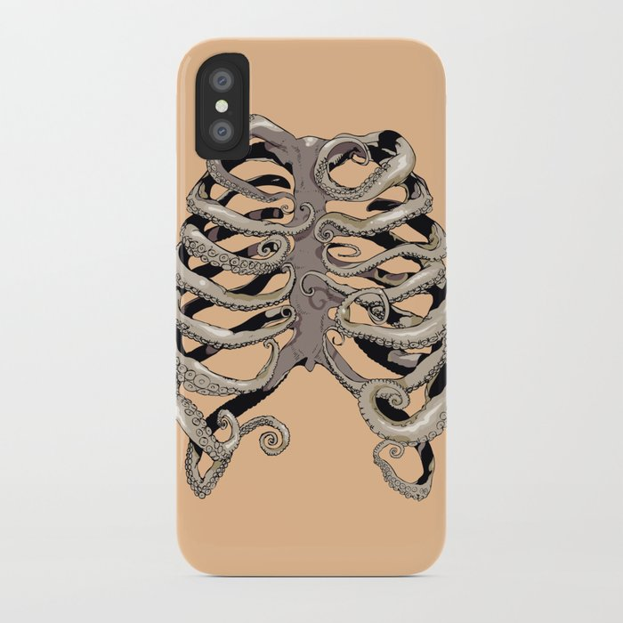Your Rib is an Octopus iPhone Case