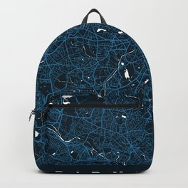 BIRMINGHAM Map - England   Neon + Colors, Review My Collections Backpack