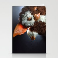 gizmo Stationery Cards featuring Gizmo  by Erika VBL
