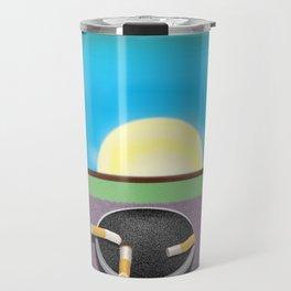 Pulp Sunrise Travel Mug