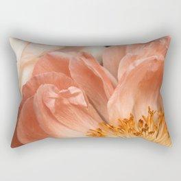 Coral Charm #1 Rectangular Pillow