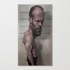 Jason Statham Canvas Print