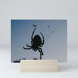 Our Pet Spider Mini Art Print