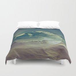 Mount Aeron Duvet Cover