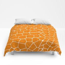 Giraffe Patern Comforters