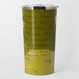 Any cheese at all? Travel Mug