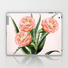 Blush Cactus || #society6 #decor #buyart Laptop & iPad Skin
