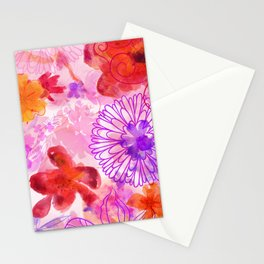 Bouquet of Dreams Stationery Cards