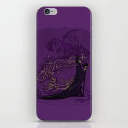 Something Wicked this way Comes... iPhone Skin