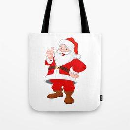 Santa Like Tote Bag