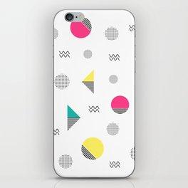 Geometria pattern iPhone Skin