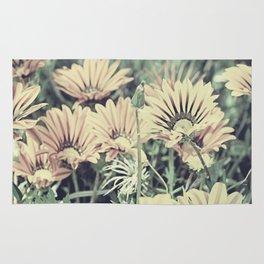 Desert Daisies - Daisy Project in memory of Mackenzie Rug