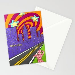 """""""Into the City"""" Stationery Cards"""