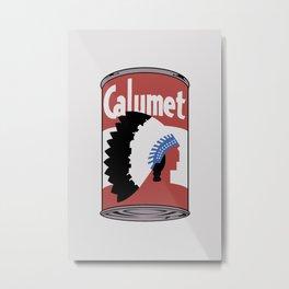 Calumet Metal Print
