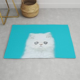 Lord Aries Cat - Photography 001 Rug