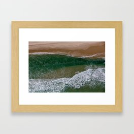 Textures II Framed Art Print
