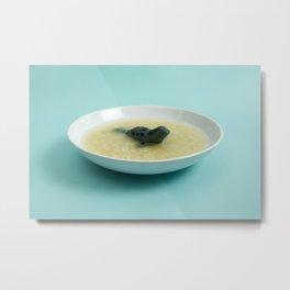 Sea lion soup Metal Print