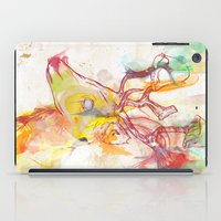 archan nair iPad Cases featuring Maritza by Archan Nair