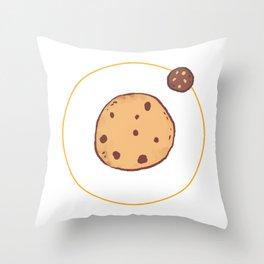 Cookiestronomy Throw Pillow