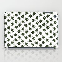 cannabis iPad Cases featuring Cannabis by WeedPornDaily