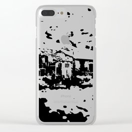 Mountain House Clear iPhone Case