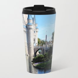 A Day At The Castle Travel Mug