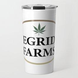 Tegridy Farms Logo Travel Mug