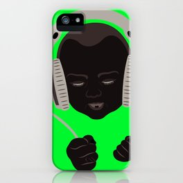 Baby Jammin' iPhone Case