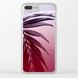 Tropic 4 Clear iPhone Case