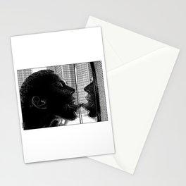 asc 908 - L'effet miroir (Loving me loving you) Stationery Cards