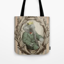 Royal Portrait, 1931 Tote Bag