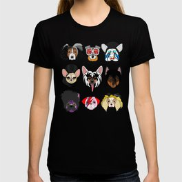 Pop Dogs T-shirt