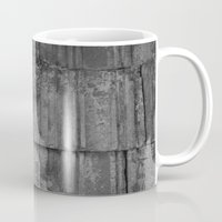 stone Mugs featuring Stone by Claire Elizabeth Stringer