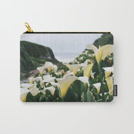 In the Flowers Carry-All Pouch
